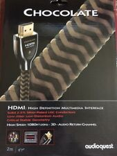 Aaudioquest HDMI Chocolate 2m cable