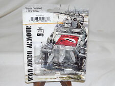 WWII Micro Armour GHQ War Games 1/285 Scale R-33 BT-8