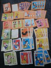 2 Walt Disney Mickey Mouse Clubhouse Card Game Lot: Go Fish & Snap Complete
