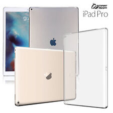 Clear Soft Gel TPU Jelly Skin Case Cover For iPad Air 2 / New iPad 2017