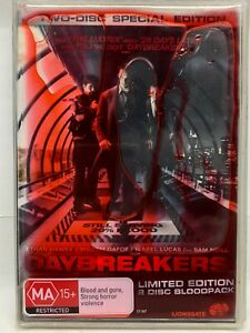 Daybreakers - Limited Bloodpack 2 DVD Edition - AusPost with Tracking