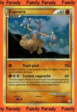 Kapoera Holo 60pv 5/123 HeartGold and Soulsilver Carte Pokemon Rare neuve fr