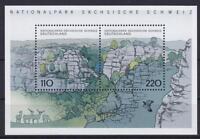 Bund Block 44 **, Nationalpark sächsische Schweiz 1998, postfrisch, MNH