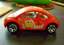 Matchbox Volkswagen Concept Spongebob Squarepants Scale 1:61 Die-Cast Orange