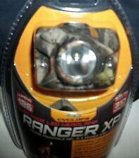 QUAD MODE LED HEADLAMP RANGER XP CAMO elastic headband CAMOFLAGE weather Resista