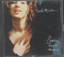 SARAH MCLACHLAN - Fumbling Towards Ecstasy CD