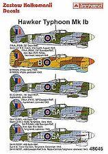 TECHMOD 1/48 Hawker Typhoon Mk. Ib # 48045