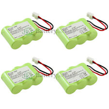 4 Home Phone Rechargeable Battery for Vtech CS5111-2 CS5121 CS5121-2 CS5121-3