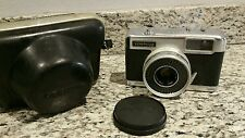 Rare Vintage Yashica EZ-MATIC 35mm Camera w/ 37mm 1:2.7 Lens