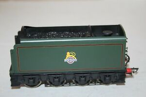 HORNBY CHINA MADE CLASS A4 BR GREEN UNMOTORISED EARLY EMBLEM NONCORRIDOR TENDER