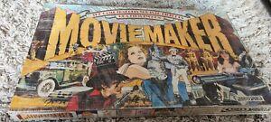 MovieMaker vintage board game Parker Palitoy 100% complete.  VGC. 1968.
