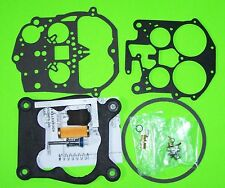 Rochester Quadrajet Carburetor Rebuild Kit Float & Filter 85 - 89 Chevy Truck