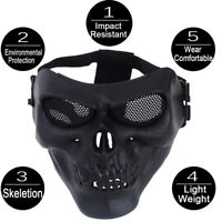 Cool Skull Multi Intball CS Face Mask Ski Bike Motorcycle Sports Wear Halloween