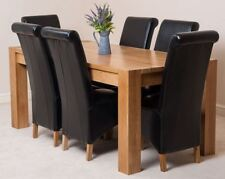 Up to 6 Seats 7 Pieces Table & Chair Sets