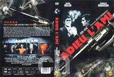Adieu L'Ami, Farewell, Friend (1968) - Jean Herman, Alain Delon  DVD NEW