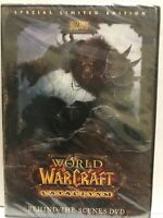 WORLD OF WARCRAFT CATACLYSM--COLLECTOR'S EDITION (1 DVD ONLY).
