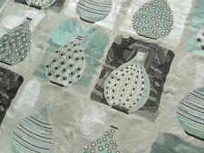 Manuel Canovas Vorhang Stoff Bassano (Nattier) Bestickt Design-pro Meter