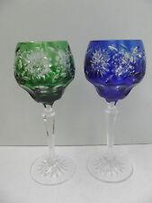 2 Römer Weinrömer Kristallglas geschliffen WMF - Cabinet