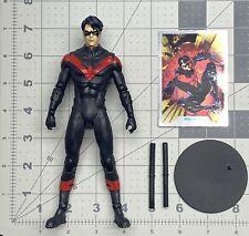 "1/10 or 7"" scale McFarlane DC Multiverse Target Batman Nightwing ONLY NO RedHood"