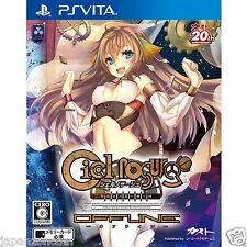 Used PS Vita Ciel Nosurge Offline: Ushinaware SONY PLAYSTATION JAPANESE IMPORT