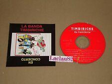 Timbiriche La Banda Timbiriche En Concierto 2003 Univision Cd Mexico