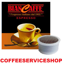 100 CAPSULE BIANCAFFE' COMPATIBILE LAVAZZA ESPRESSO POINT -ORIGINALI-