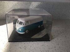 Volkswagen Bus Van Splitscreen 1955 Diecast Model Car City Turquoise
