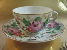 Alt Konstanz Germany The Dresden Pattern Porcelain Cup & Saucer (Negotiable)