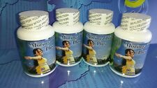 4 Moringa Triple Plus 180 caps  1000mg 100% Organic, vegetarian,feminelle,birm,