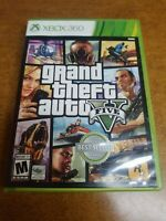 Grand Theft Auto V (Microsoft Xbox 360, 2013)(Tested)
