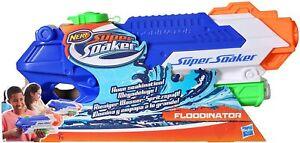 NERF Super Soaker FLOODINATOR Blaster ~ Water Pistol