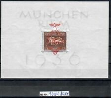 Deutsches Reich Block 10 Braunes Band 1937 sauber postfrisch