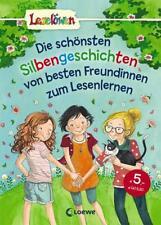 Leselöwen - Das Original - Die schönsten Silbengeschichten von besten Freundinne