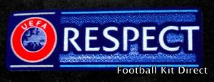 Official Champions League Respect Football Patch/Badge 2013/18/19/20 euro 20