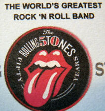 ROLLING STONES FREE SHIPPING! greatest Rock 'N Roll Band Million-Dollar novelty