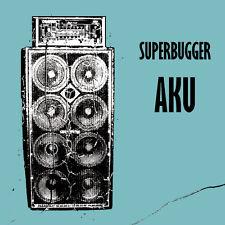SUPERBUGGER: AKU CD Acid Space Noise Lo-Fi Dead C Mainliner Skeptics Skullflower