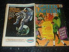 GREEN LANTERN Comic - No 55 - Date 09/1967 - DC Comic