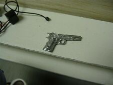 Unfinished Magnum Pistol  -1/18 Scale - Diorama