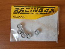 1/43 RACING43 ra 58 - Accessories Original for Kits - Alloy Wheels -  Rallye -
