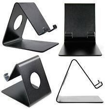 Ultra-Teléfono inteligente Negro Contemporáneo Soporte de Metal Aluminio Para Acer Liquid Z500