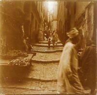 Algeri Algeria Foto Stereo PL58L29n19 Placca Lente Vintage