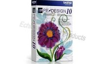 Brother Pe Design 10 Full Version Embroidery Software And Free Gifts