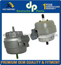 Audi A6 Quattro 4.2 HYDRAULIC OIL FILLED FRONT Engine Mount LEFT + RIGHT  SET 2
