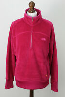 THE NORTH FACE Pink Fleece Jumper size XL