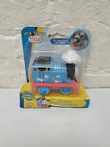 MY FIRST THOMAS & FRIENDS THOMAS PULLBACK PUFFER TRAIN ENGINE Toy Open Box New