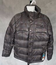 Nwt Ansai Down Winter Ski Snowboard Coat Jacket Size Men M 42