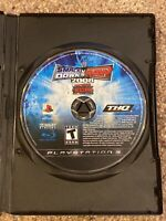 PS3 - WWE SmackDown vs. Raw 2008 - Disc Only - Tested & Guaranteed