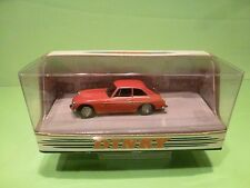 DINKY TOYS DY019/B MG B GT V8 RHD - RED 1:43 - NEAR MINT IN BOX