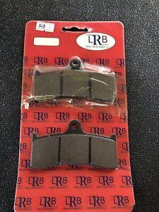 Lyndal Racing Brake Pads (7254-Z PLUS) Old Stock - Damaged Packaging.