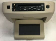 2003 2004 2005 2006 Ford Expedition Overhead Rear DVD Entertainment System OEM